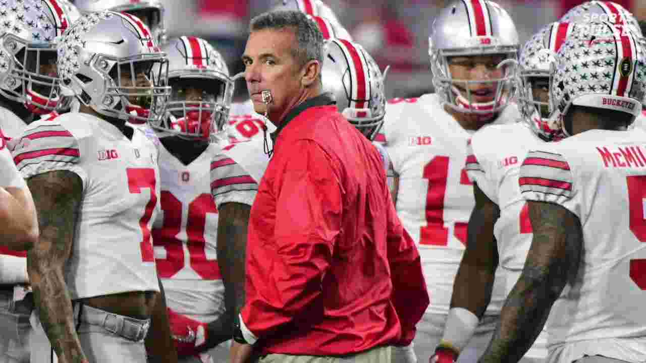 Ohio State Suspends Urban Meyer Three Games