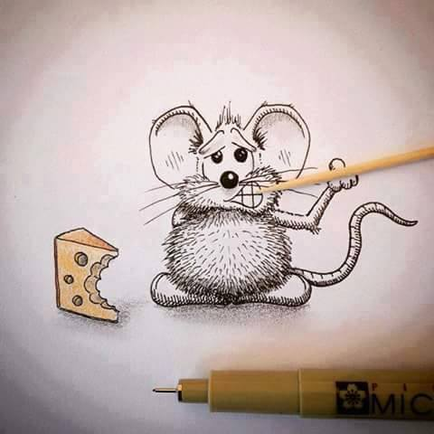 10 Beautiful & Amazing Mice Arts | So Cute