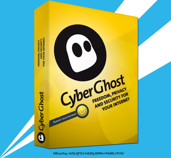 CyberGhost VPN Premium Account Free 1 Year Subscription 2019