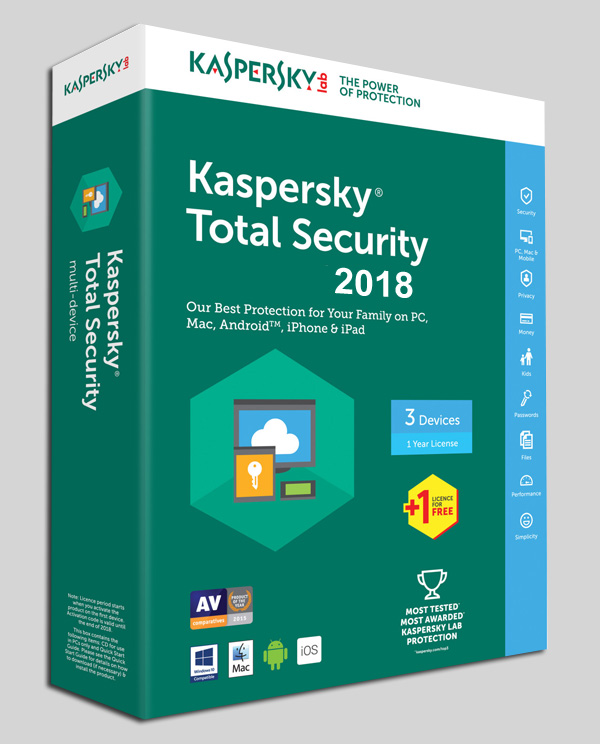 kaspersky total security activation key download