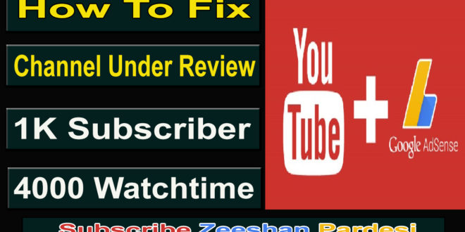 Fix: 4k hours & 1k sub monetization review continue after 1 week