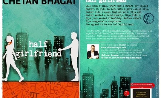 Half Girlfriend–A Different And Inspiring Love Story