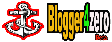 Blogger4zero